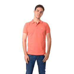 Playera tipo polo águila